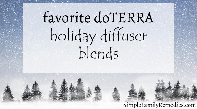 holidaydiffuserrecipes