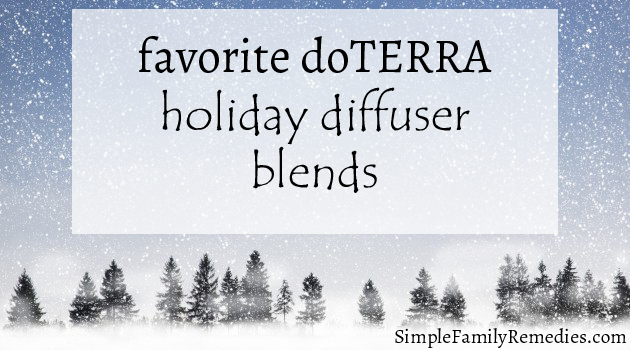holidaydiffuserrecipes